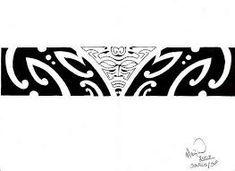 Resultado de imagem para braceletes maori desenhos