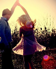 boy, cute, dance, girl - inspiring picture on Favim.com on we heart it / visual bookmark #14684941