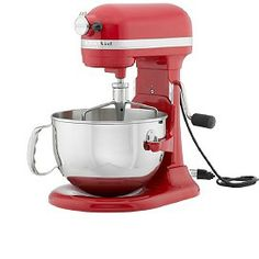 VIDEO   A look at the KitchenAid® Professional 600™ Series 6-qt. Bowl-Lift Stand Mixer available at @Carson's.