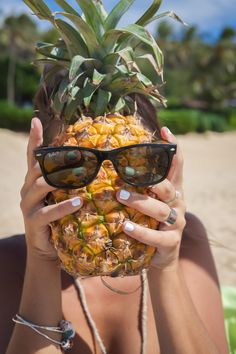A pineapple a day keeps the doctor away | it's time to #VisitHawaii