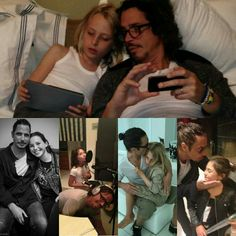 Chris Cornell, what a loving father he was