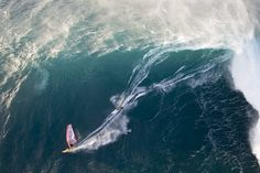 radX • Windsurfing from an unexpected angle.