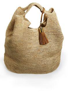 Bucket Bag Beige, £220, Heidi Klein