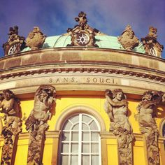 Sanssouci photo by DILL objects