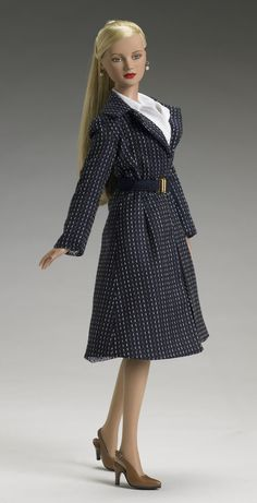 Classic Navy Coat