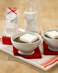 Vanilla Marshmallows Recipe