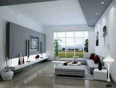 Modern Living Room and Interior Design Ideas for Urban Lifestyle Home