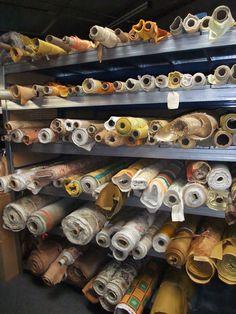 Antique, vintage, retro & contemporary fabrics for sale