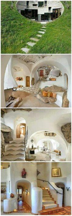 Amazing Underground Hause