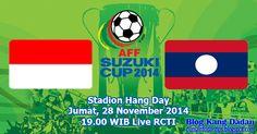 Indonesia vs Laos AFF Cup 2014