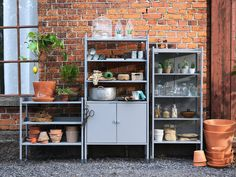 This would add a great rustic look to your kitchen: IKEA Sverige  Ordning på torpet!  http://ift.tt/29K40D9
