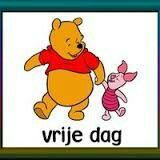 Dagritmekaart Pooh Beer, Winnie The Pooh, Disney Characters, Fictional Characters, Planners, Milan, School, Day Planners, Calendar For Kids