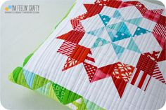 #Christmas #Pillow-Main-#ImFeelinCrafty