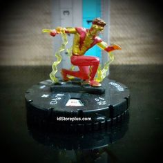 Miniature Kid Flash 039 Teen Titans Booster Set DC Comics Rare  Update di: FB/Twitter/G/Line : idStoreplus WhatsApp: 0818663621 Store: idstoreplus.com  #staticfigure #theflash #kidflash #boosterset #dcheroclix #dccomics #superhero #heroclix#wizkids #necatoys #wargames #mainanunik #miniature #miniatureunik #kadounik #kadoultah #kadopacar #kadopacarunik #koleksiunik #kadoulangtahun #mainanhobi #hadiah #hadiahunik #hadiahultah #hadiahulangtahun #idstoreplus