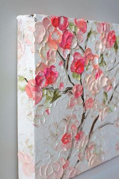 Painting Beautiful Flower Paintings Artist Melissa McKinnon Abstract Floral Paintings a Painting Abstract acrylic painting ideas Artist Beautiful Floral Flower McKinnon Melissa paintings Acrylic Painting Flowers, Abstract Flowers, Acrylic Painting Canvas, Abstract Canvas, Painting Prints, Flower Paintings, Canvas Prints, Art Paintings, Flowers On Canvas