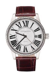Maurice de Mauriac Zurich Watches