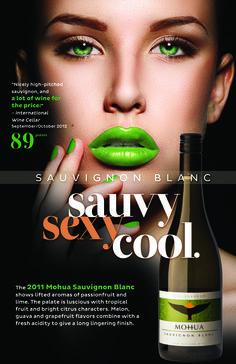 "#Mohua Sauvignon Blanc - ""A Lot of wine for the price!"""