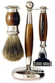 Edwin Jagger shave set Shaving Set, Shaving Brush, Wet Shaving, 2 Bits, Edwin Jagger, Shaving Trimmer, Shaved Hair Cuts, Master Barber, The White Stripes