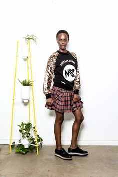 Missshape x Thithi Nteta | The Second Ambassadors Collection