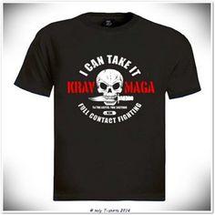 Krav Maga Skull TShirt unisex by holytshirts on Etsy, $18.99