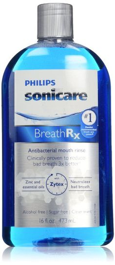 Amazon #DealsOfDay - $15.99 Philips Sonicare Breathrx Antibacterial Mouth Rinse, 16 FL. OZ. - Health & Personal Care › Oral Care › Mouthwash #Sales - http://go.shr.lc/1WXuAXa @OhReviewsDeals - USA❤️Daily Deals & Sale