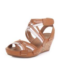 Clarks Womens Sandals - Wedges