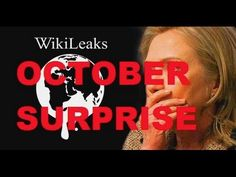 WIKILEAKS OCTOBER SURPRISE AT LAST! HILLARY MOST EMBARRASSING EMAIL EVER! SHOCKING SPEECHES! - YouTube
