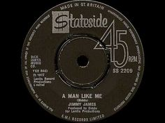 Jimmy James - A Man Like Me