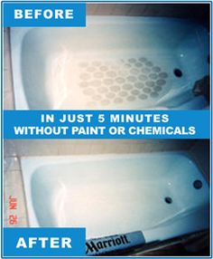 29 Best Bathtub Cleaner Images Bathtubs