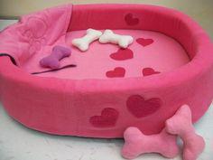 Resultado de imagen para camas para perros pequeños hembras