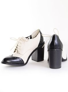 Dime Store Darling Saddle Shoes | PLASTICLAND