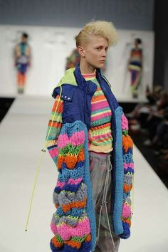 ::Alison Woodhouse knitwear:: wear it somewhere else please....
