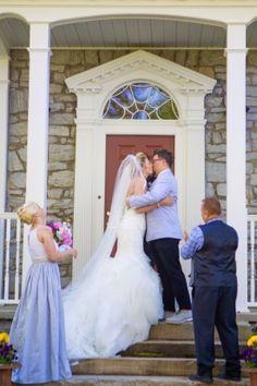 Maryland wedding ceremony