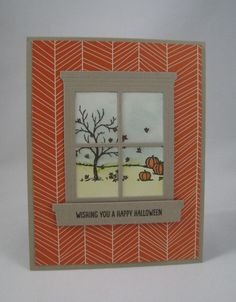 Happy Scenes and Hearth & Home -Stampin' Up by Miechelle Weber www.stampinu.wordpress.com