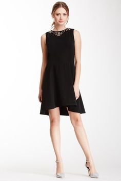 Cynthia Steffe Mallory Embellished Neck Dress by Assorted on @HauteLook
