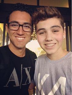 Sam and Ricardo. <3