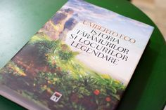 Umberto Eco's latest book - about imaginary and legendary realm and places. Especially antique and medieval, but also modern and contemporary myths and utopias.