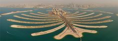 Palm Jumeirah, Dubai, UAE • AirPano.com • 360 Degree Aerial Panorama • 3D Virtual Tours Around the World