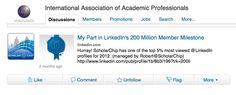 Top 5% Most Viewed profile on Linkedin http://www.linkedin.com/company/scholarchip/products