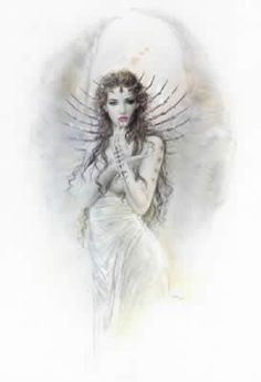 Angel by Luis Royo