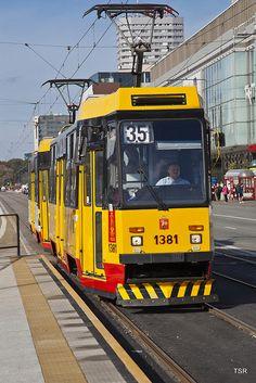 Warsaw Tram - Poland