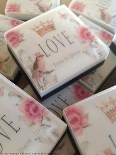 LOVE BAR Handmade Soap