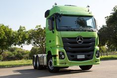 New Brazilian Actros by Ronaldo Lopes