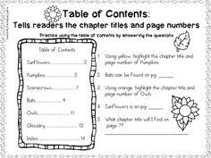 Text Features First Grade Non-Fiction Text Features First GradeNon-Fiction Text Features First Grade Daily 5 Reading, Reading Words, Teaching Reading, Library Skills, Library Lessons, Readers Workshop, Writer Workshop, Text Features First Grade, Text Features Worksheet