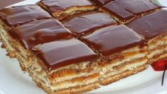 """A delicious cake """"Greta Garbo"""" – a recipe for the best confectioners! – New Cake Ideas Food Cakes, Pink Cupcake, Macedonian Food, Cake Recipes, Dessert Recipes, Cooking Cake, New Cake, Polish Recipes, Russian Recipes"""