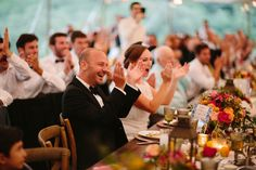 Wedding reception toasts and cheers by Larissa Cleveland Photography. Napa California, California Wedding, Editorial Photography, Portrait Photography, Wedding Photography, Luxury Wedding, Destination Wedding, San Francisco California, Martha Stewart Weddings