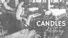 Modern Candles Made