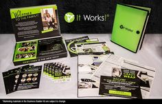 The Distributor Kit.  When you enroll for only $99 you receive a full box of 4 It Works! Body Wraps (sell those and you've just made back your $99!), marketing materials, promotion cards/handouts and your own website free for 30 days.  Let me tell you more!  slimsolutions45@gmail.com, www.facebook.com/slimsolutions or join the party at slimsolutions.myitworks.com