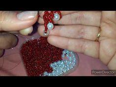 AnaMiha Biju - YouTube Zig Zag, Handmade Necklaces, Beaded Necklace, Make It Yourself, Beads, Youtube, Beaded Collar, Beading, Pearl Necklace