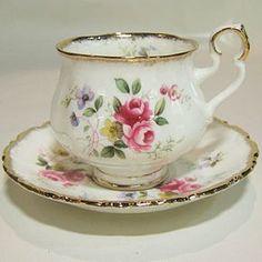 Royal Albert Tenderness Tea Cup & Saucer